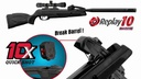 Gamo Rifle Replay10 Cal 5.5 10 Tiros
