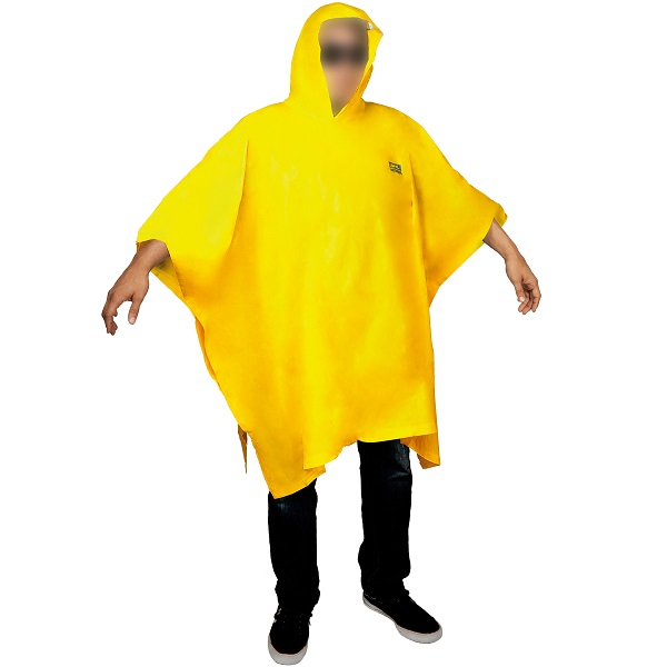 Waterdog Poncho Impermeable 0.15mm
